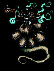 Len'en Project: Taira no Chouki by BlindVoid