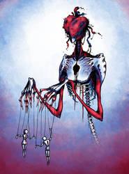 valentine by BlindVoid