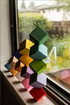 stacked Cubes