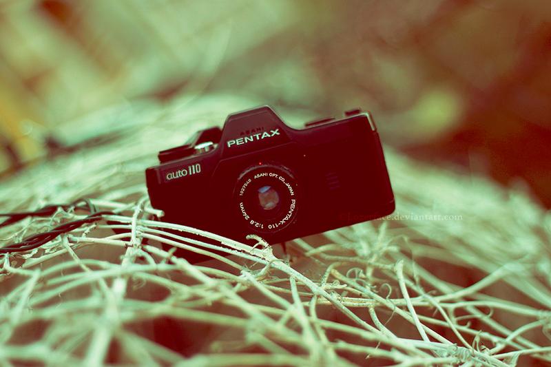 Carol's Camera by JessicaRoman