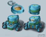 Cute Soup Bot
