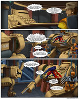 My Life at War-Page 231 Lettered by Mad-Ram