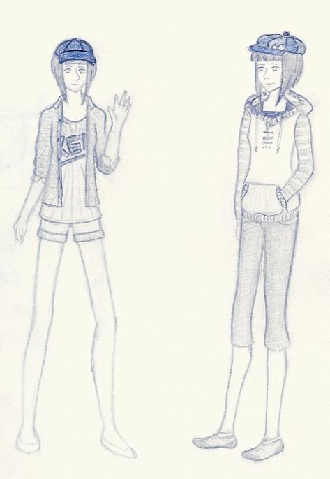 Contest: Kemi Fashion by RoseLuna