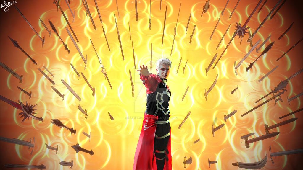 epic archer by xxaika-sanxx
