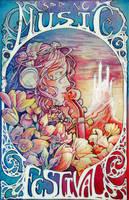 music festivel by rachelle