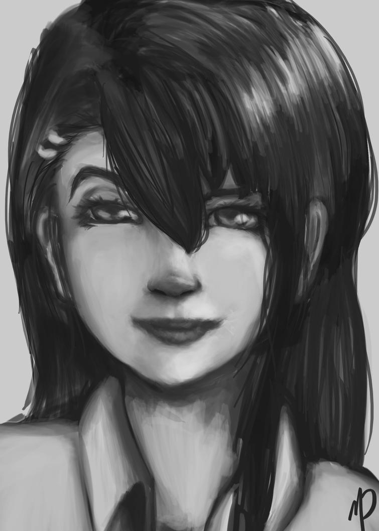 Nagatoro Sketch by mydegrade