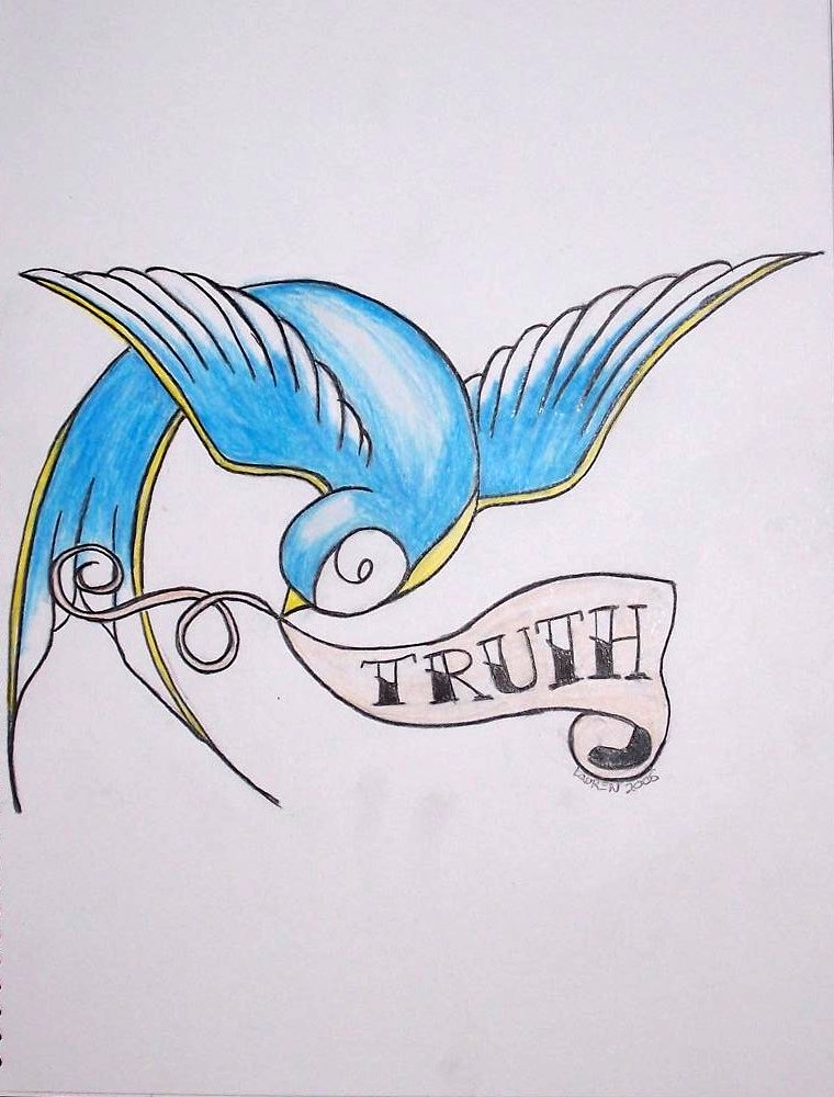 Swallow Tattoo Design Picture 1