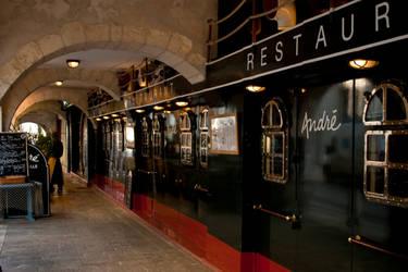 La Rochelle Restaurant by NickyLarson
