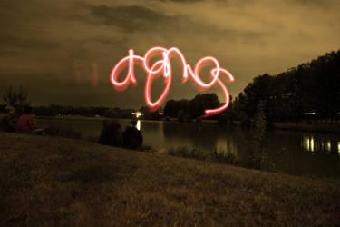 Agnes Light by NickyLarson