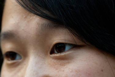 Portrait in China by NickyLarson
