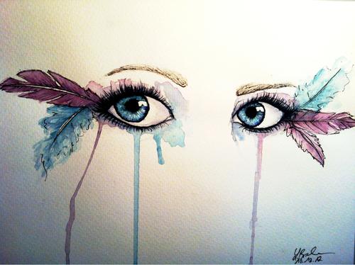 Eyes by BaKa-93