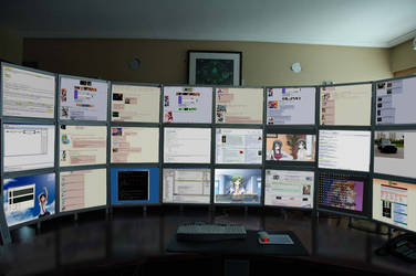 How many monitors you have?