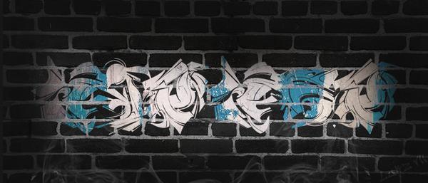 Hip Hop Graffiti by LuKzVII