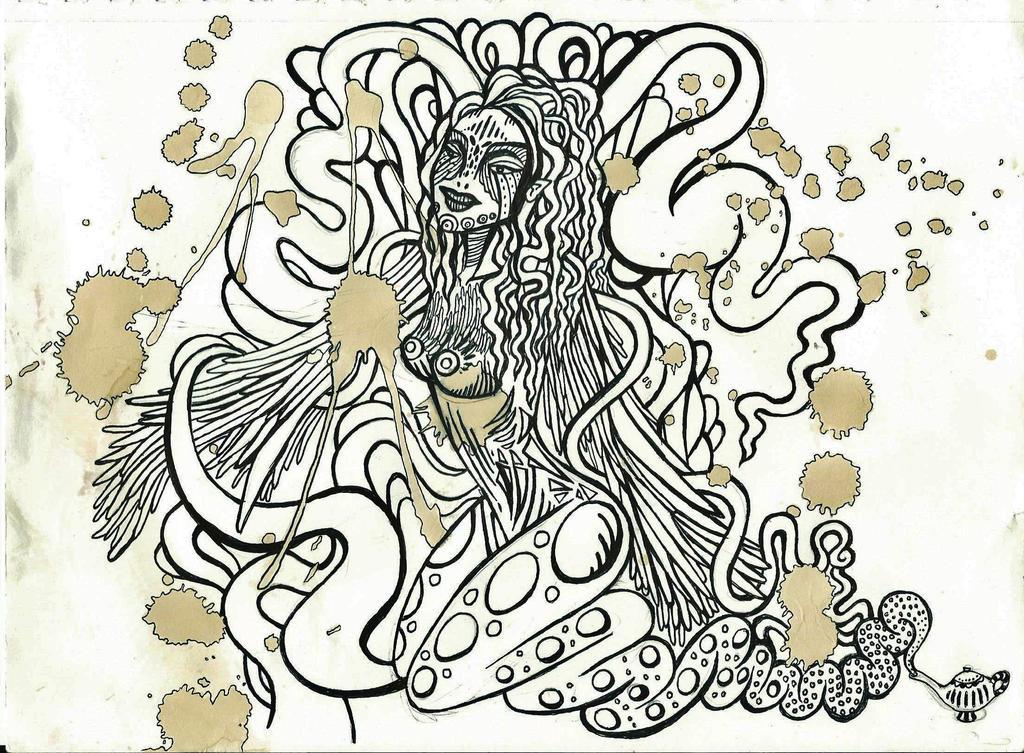 Goddess by GiraffeRave