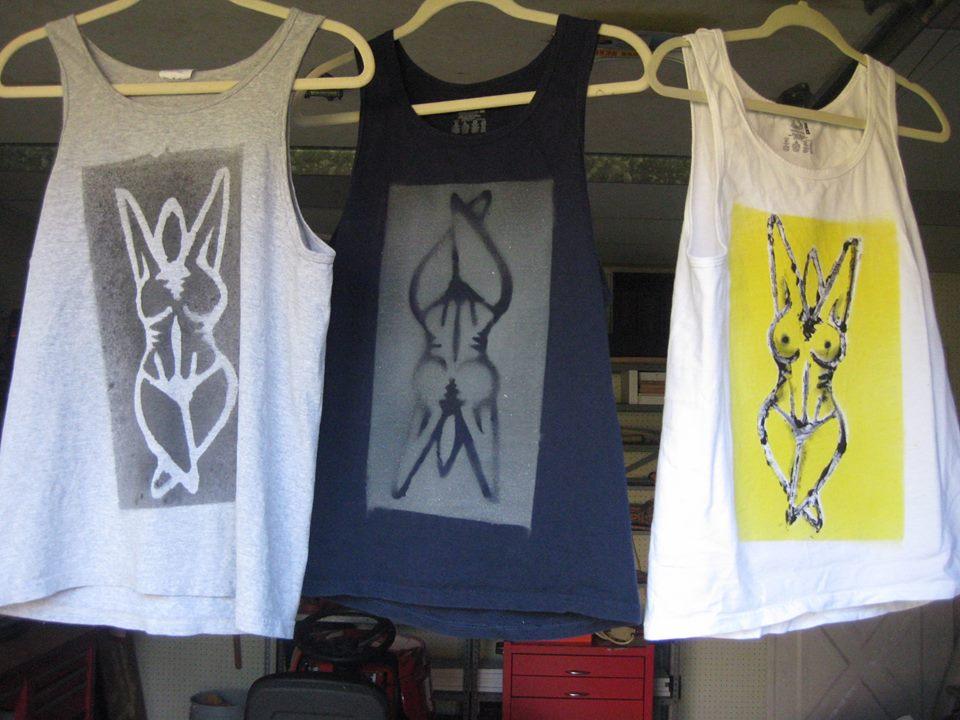 Shirts by GiraffeRave