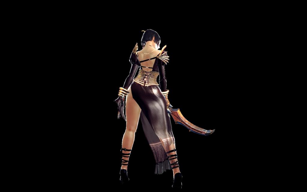 3D| Vindictus Sword Vella Masquerade Render Pt 3 by Exodus ...