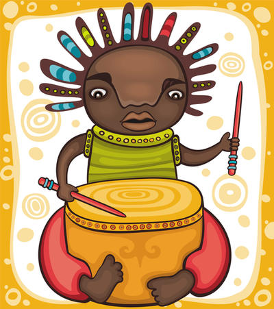 drummer by d-i-a-n-k-a