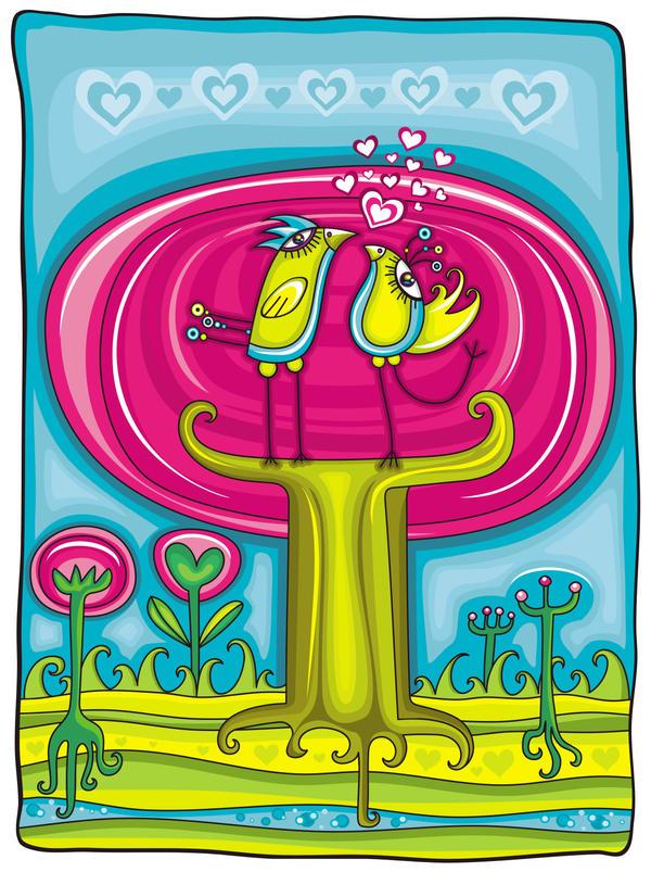 Sweet garden by d-i-a-n-k-a