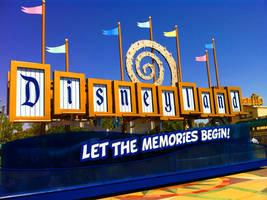 Disneyland by uniquemindcreations