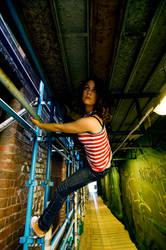 I'll Climb These Walls by I-meghan-I