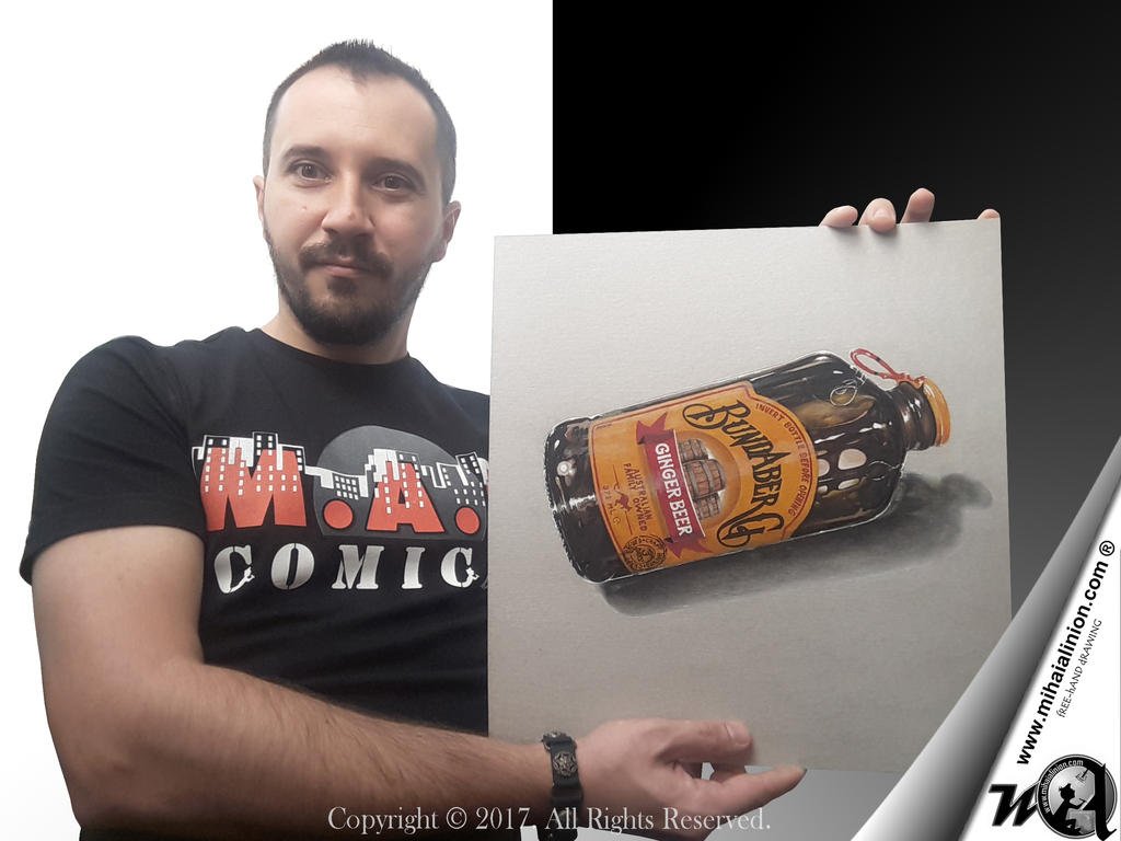 Drawing Bundaberg - Realistic 3D Art