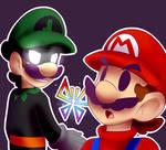 Mario Meets Mr.L