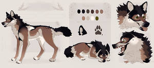 Rook(reference sheet) by Fewtish