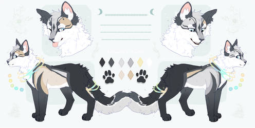 Suou ( reference sheet) by Fewtish