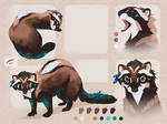 Magic Ferret {ADOPT AUCTION CLOSED}