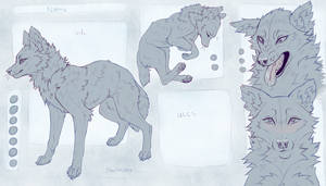 Reference sheet YCH 1 {AUCTION CLOSED}