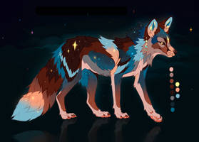 Moon Fox {ADOPT AUCTION CLOSED}