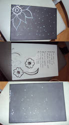 DIY sketch book