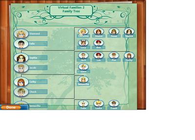 My VF2 family Tree part 1 by SonicandMarioFan2014