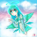 Anime Electro Angel