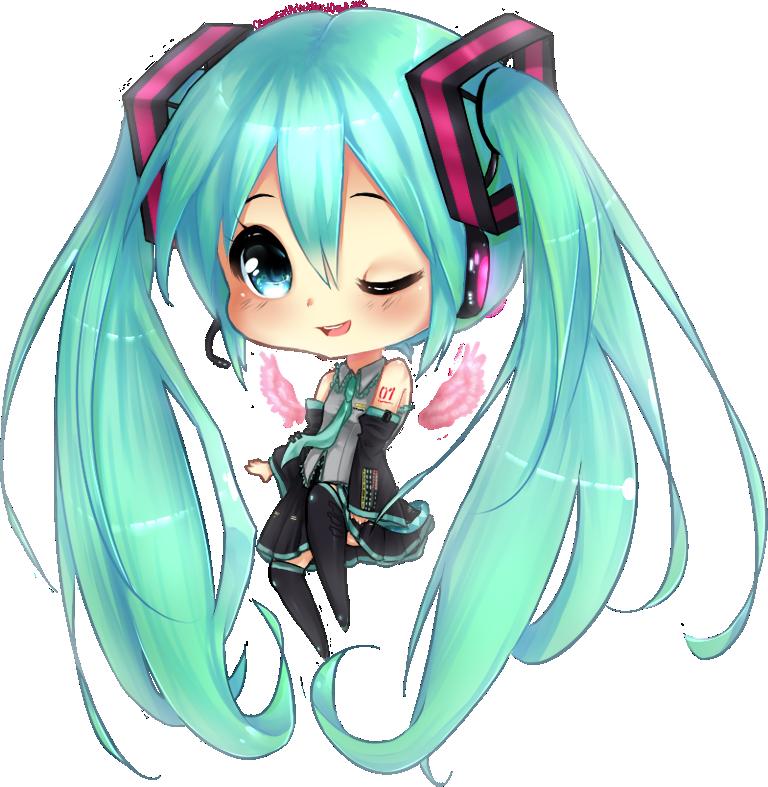 Vocaloid Ikone Mizune Miku