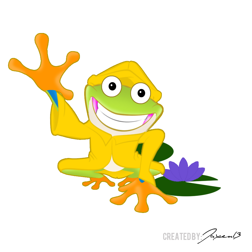 Raincoat Clip Art Frog on a raincoat clipart by