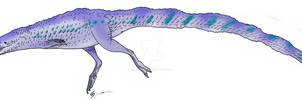 Alternate Sinosauropteryx