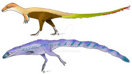 Sinosauropteryges