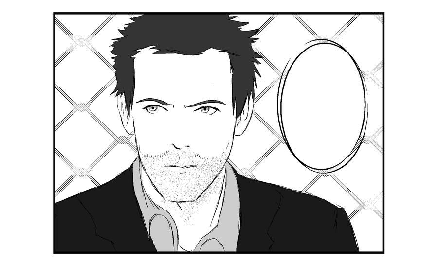 House Manga... char. concept by Hiita-sama