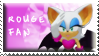 Rouge Fan Stamp by Fastmon