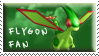 Flygon Fan Stamp by Fastmon