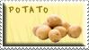 Potato Stamp by Fastmon