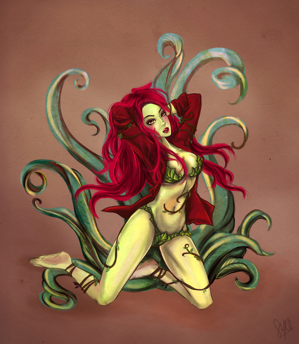 Poison Ivy by li-jean