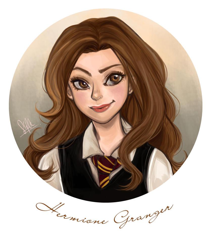 Hermione by li-jean