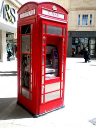 Phone box? by WolvesKey