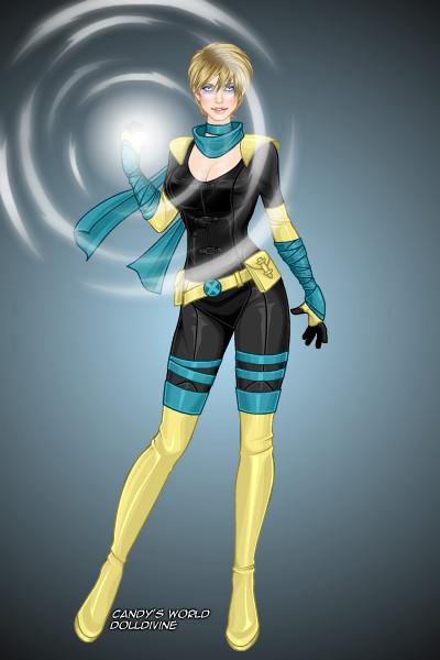 X-Men OC Breeze by WolvesKey