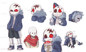 Horror Snas (and a Pap)