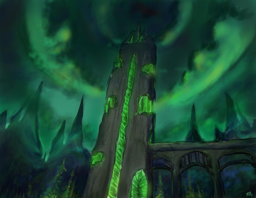 The Tower of Loki by Khrestos