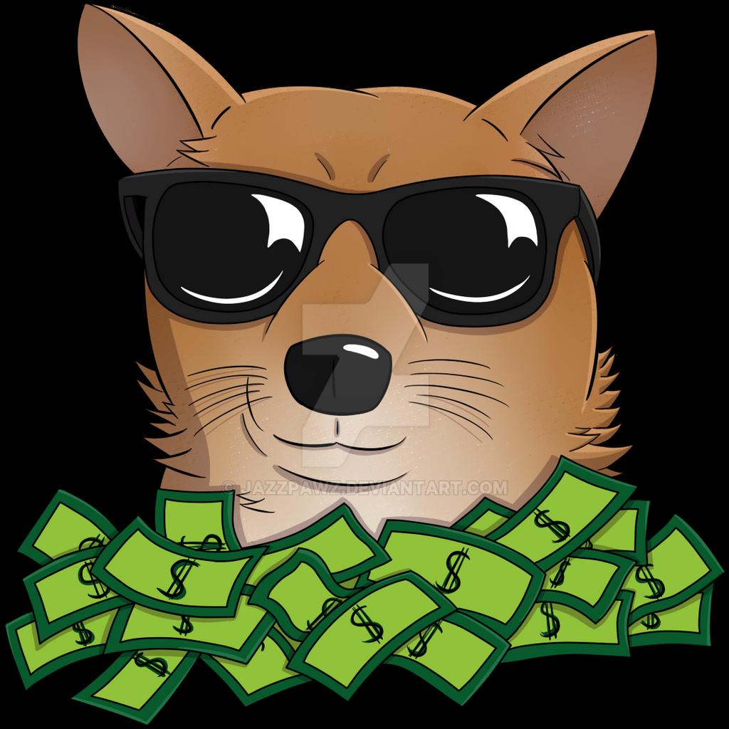 Money Doge twitch emote by JazzPawz on DeviantArt