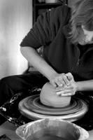 potter's wheel by lizzybee